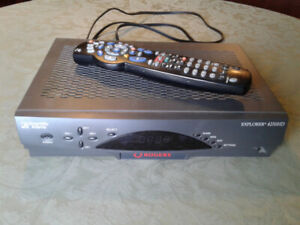 Rogers Explorer 4250HD with Remote