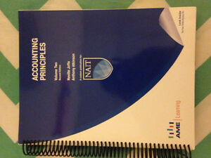 Accounting Principles Volume Two Second Edition Neville Joffe