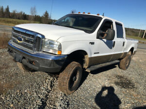 2001 FORD F250 LARIAT LEATHER 7.3 DIESEL 5500$@902-293-6969