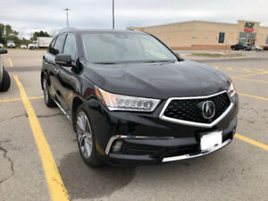 2017 Acura MDX Elite  Lease Transfer