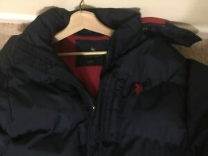 US Polo Assn Winter Jacket