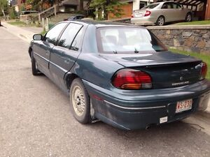 Low mileage 1998 Pontiac Grand Am