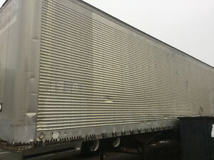 45 FOOT TRAILER FOR STORAGE