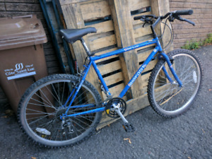 52cm Norco bigfoot 21 speed with index shifters