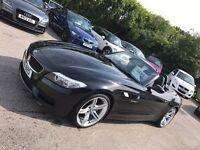 2011 BMW Z4 23i m sport HIGHLINE 24k top spec warranty finance part ex