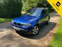 2007 BMW X3 2.0 D SE 5d 175 BHP Estate Diesel Automatic