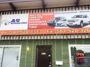 AC AUTO MECHANIC SERVICES