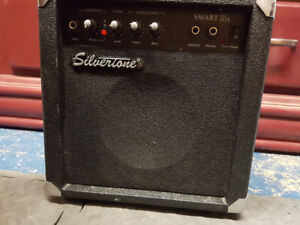 perfect practice or warm up guitar amp