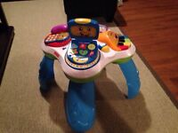 Fisher-Price Laugh & Learn Table (bilingual)