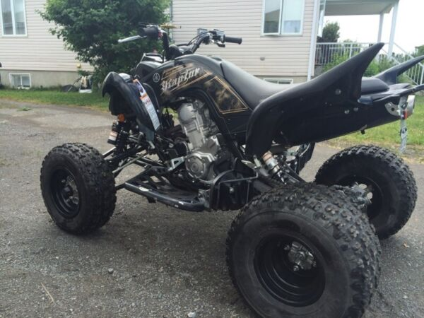 Used 2012 Yamaha Raptor 700 se
