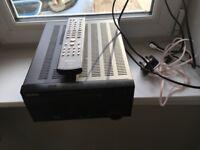 Denon M37 QA speakers REL T Zero sub