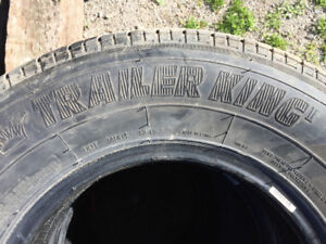 Trailer King Radial Trailer 225/75R15 Tires