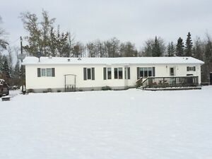 Mobile home available to rent in BayTree/Dawson Creek area