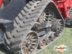 New undercarriage replacement parts for Case IH Quadtrac
