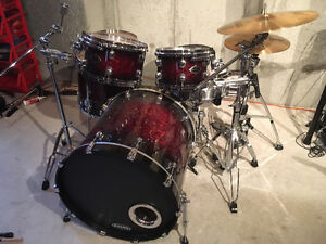 TAMA Starclassic Birch/Bubinga Drums *EXCELLENT CONDITION*