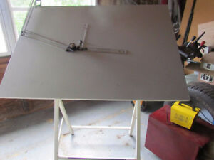 Selling a drafting table