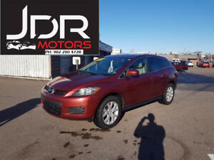 2007 Mazda CX-7 AWD! new inspection!