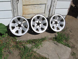 RIMS for 2000 and newer FORD RANGER and MAZDA B series Trucks