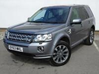 2013 LAND ROVER FREELANDER 2.2 SD4 HSE LUX 5dr Auto