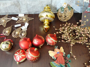 17 Pc. Christmas Decoration Assortment - All for $11.00 Kitchener / Waterloo Kitchener Area image 2
