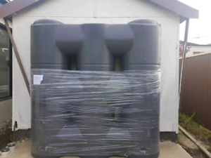 2000L Rainwater Tank-  BASIX REQUIREMENTS Old Guildford Fairfield Area Preview