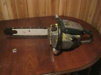 p40 pioneer chainsaw