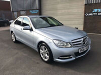 2012 MERCEDES-BENZ EXECUTIVE C220 2.1CDI ( 168bhp ) 7G-TRONIC AUTOMATIC.
