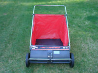 """26"""" Push Lawn Sweeper For Sale"""