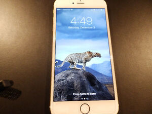 iPhone 6 Plus 128GB. Champagne Gold. Excellent Condition 10/10