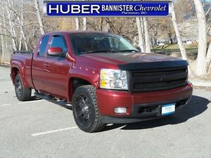 2008 Chevrolet Silverado 1500 4X4/Z71 Off Road/Sunroof