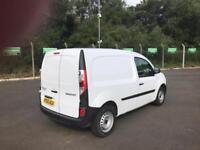 Renault Kangoo ML19 DCI 75 BUSINESS VAN DIESEL MANUAL WHITE (2015)