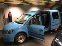 2011 61 Volkswagen Caddy Maxi 1.6TDI ( 102PS ) C20 Maxi / AIR-CON