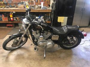 1998 Harley Davidson Sportster For Sale