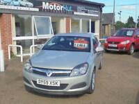 Vauxhall Astra 1.8I 16V VVT SRI