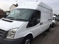 Ford transit LWB high top 57 plate 120k miles