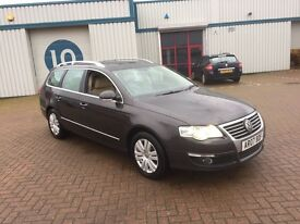 PASSAT SEL TDI 170 LUXURY ESTATE