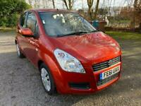 2011 Suzuki Splash 1.0 GLS 5dr Hatchback Petrol Manual