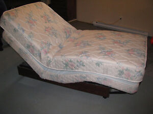 Ultramatic Electronic Adjustable Single Bed