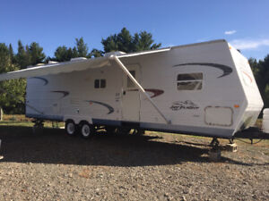 2005 Jayco 31ft BHDS trailer