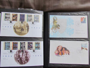 First Day Covers - Canada Stamp Collection