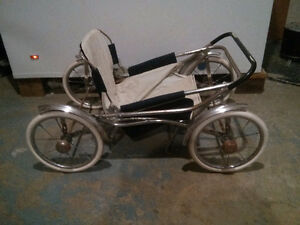 Antique dolls stroller for sale London Ontario image 3