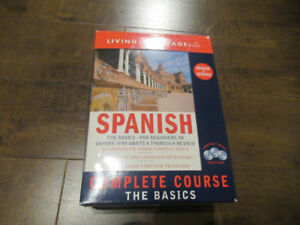 LEARNING SPANISH (CDS & BOOKS)
