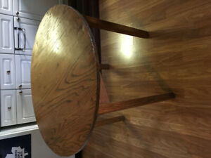 Vintage Oak Table (over 100 years old)