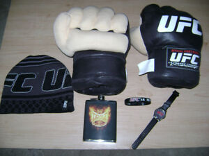 UFC ITEMS AND COLLECTiBLES