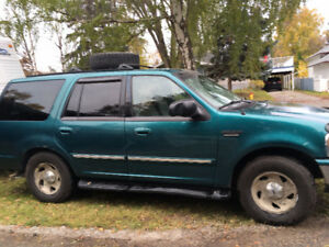 1997 Ford Expedition SLT SUV, Crossover