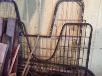 Used Metal Horse Stall Gates