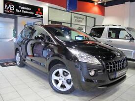 2013 PEUGEOT 3008 1.6 HDi 115 Active II 5dr BLUETOOTH LOW MILEAGE