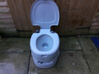 NEW CAMPING TOILET