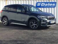 2016 BMW X1 xDrive 18d xLine 5dr 5 door Estate