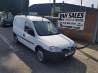 Vauxhall Combo 1.3CDTi 16v 1700 MANUAL DIESEL WHITE VAN